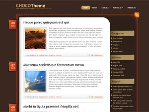 ChocoTheme
