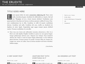 The Erudite